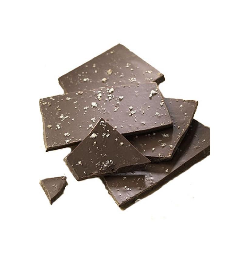 Sea Salt Bark Dark Chocolate